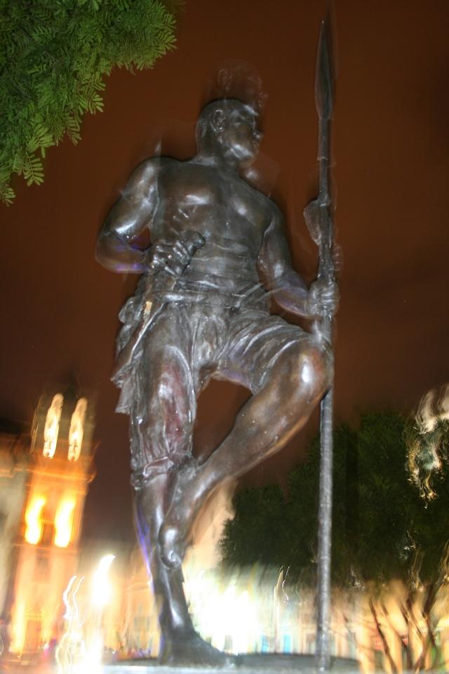 Homenagem a Zumbi dos Palmares
